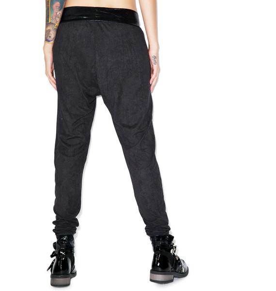 Private Arts Nine Lives Suede Pant