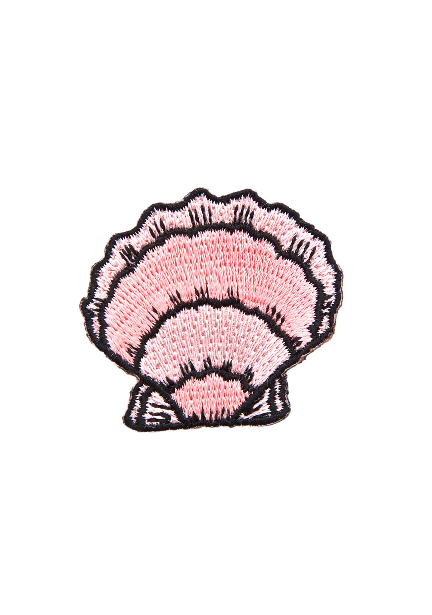 Valley Cruise Press Seashell Stick-On Patch
