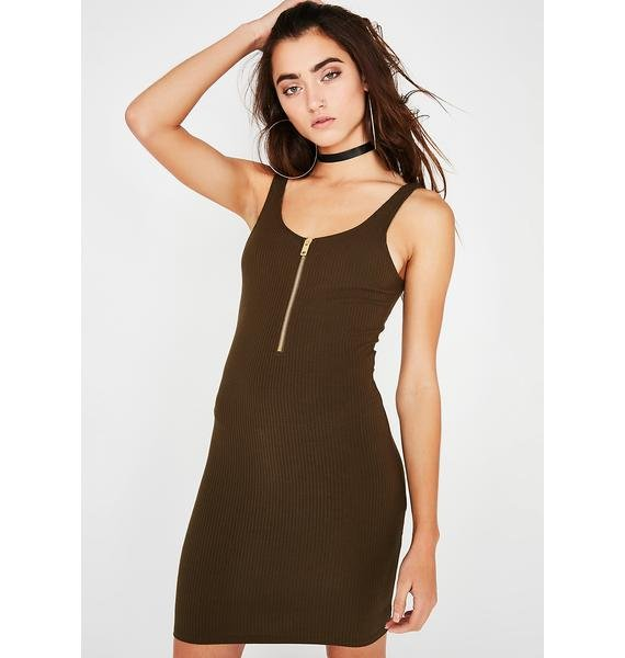 Almost Famous Bodycon Dress