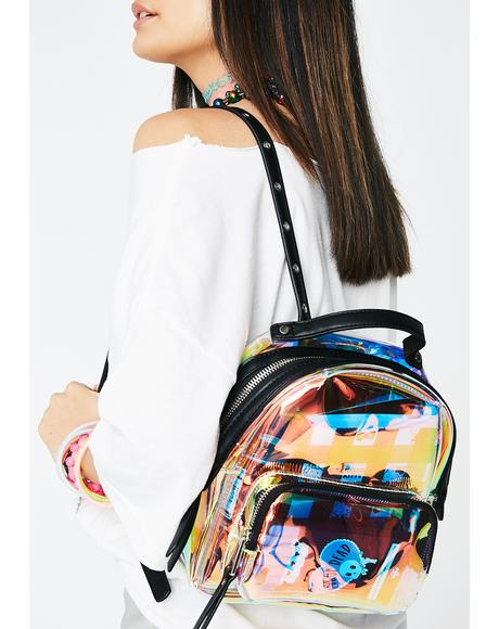 Mini Galaxy Backpack