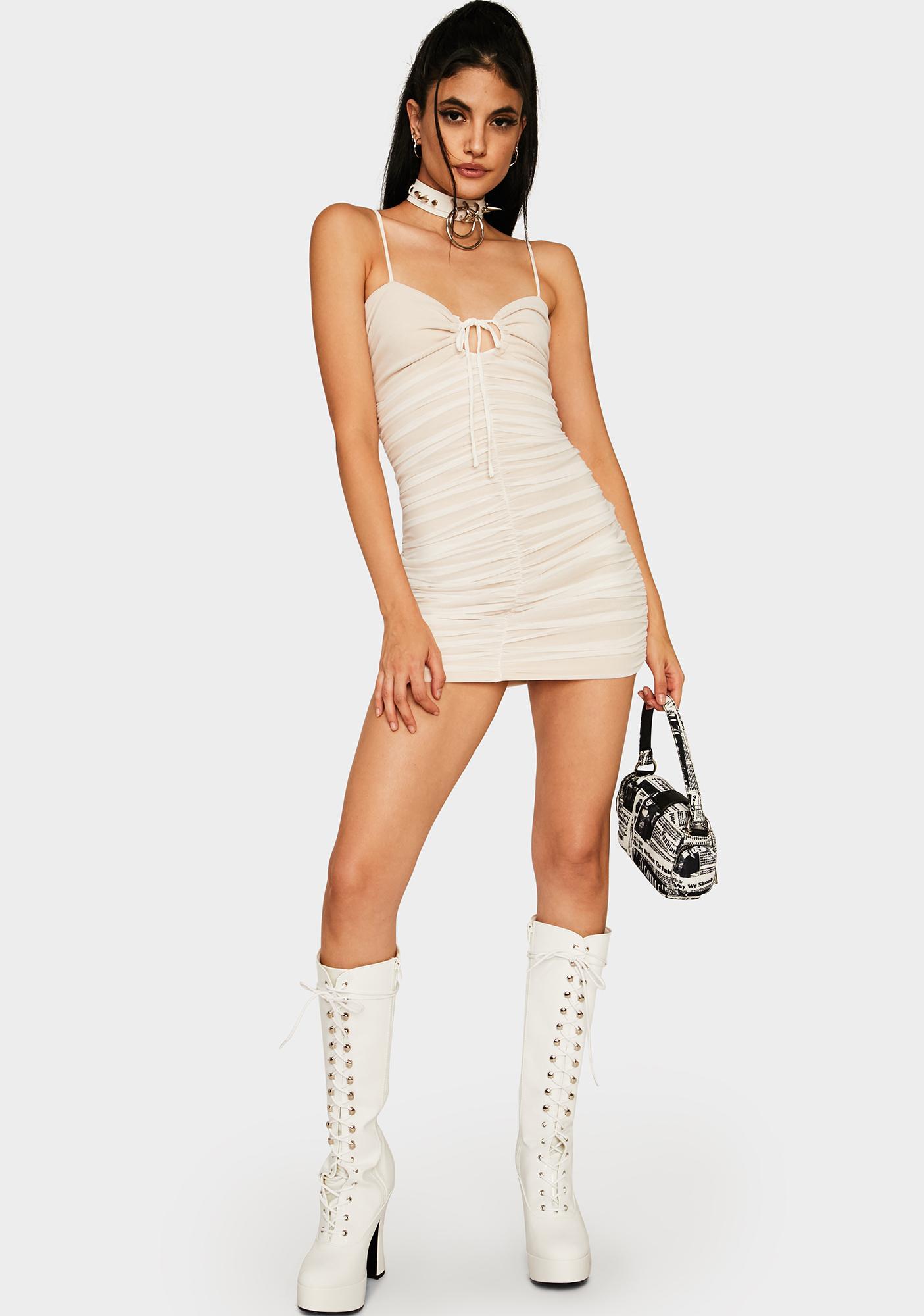 Make My Night Mini Dress