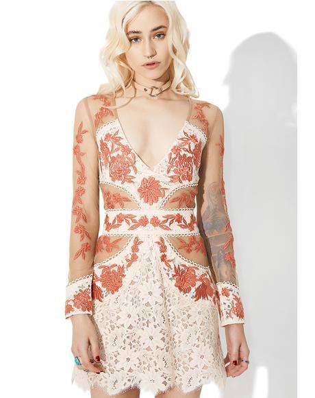 Mallorca Tulle Dress