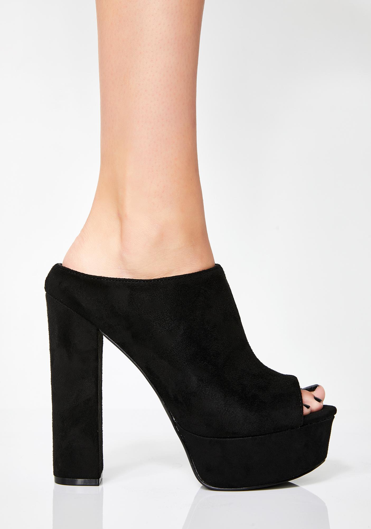 Sissy That Walk Platform Heels