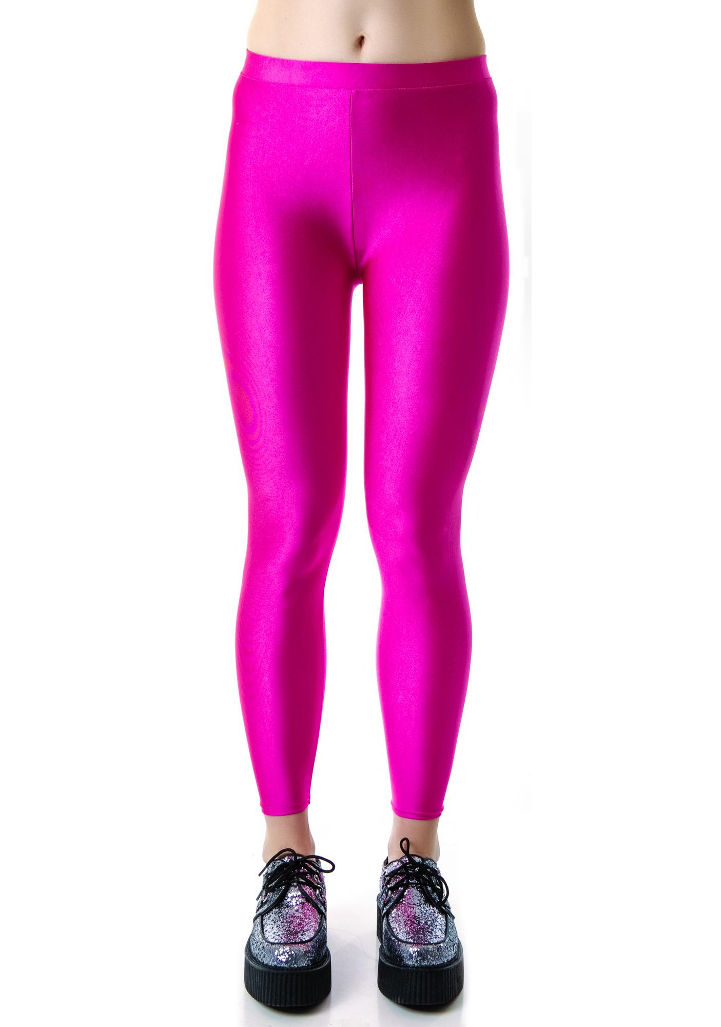 Pinking Of You Leggings
