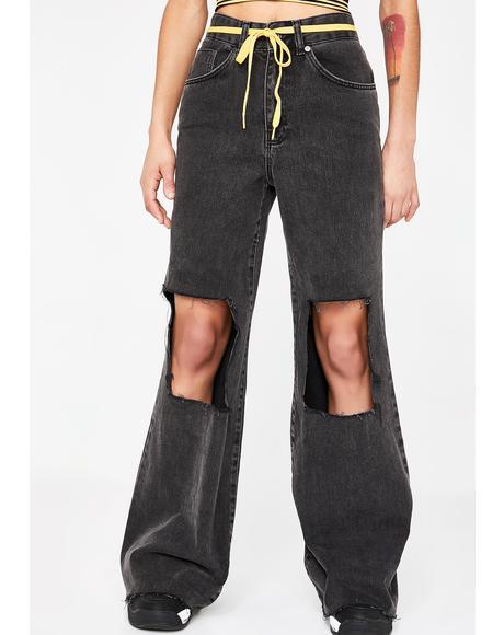 Vent Jeans