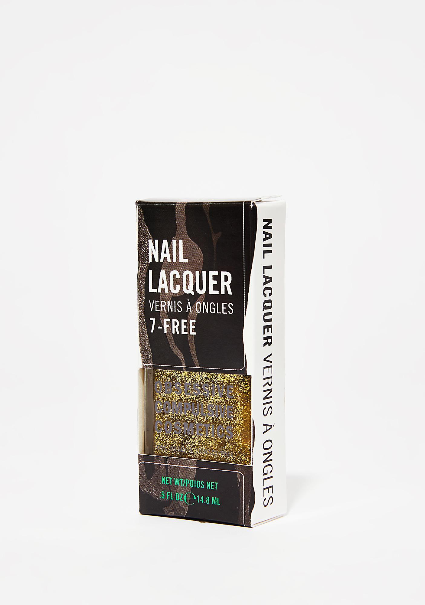 Obsessive Compulsive Cosmetics Slay Belles Nail Lacquer
