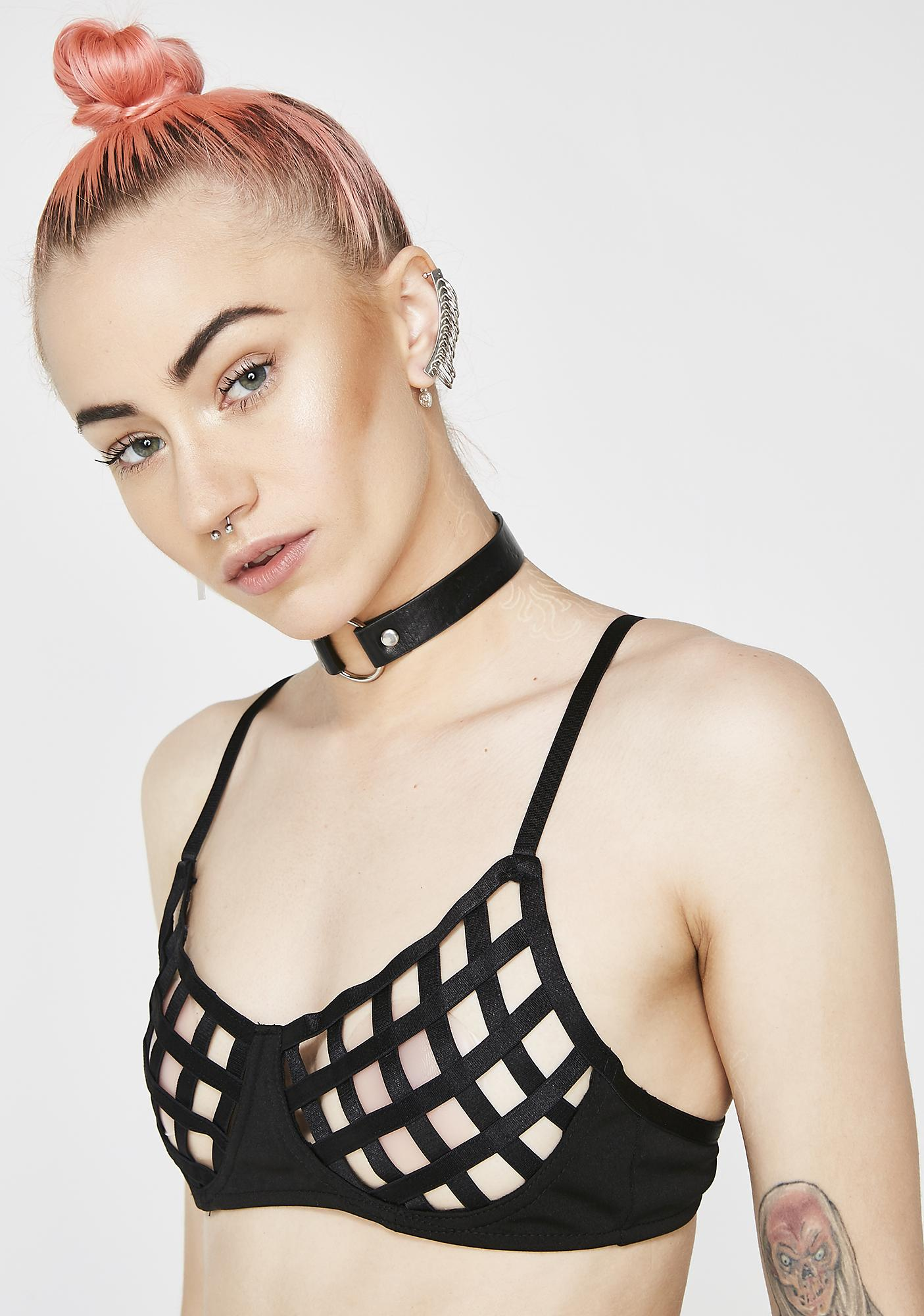 Cautionary Tale Bralette