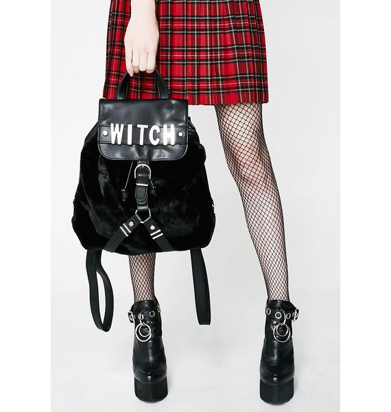 Killstar Witch Backpack