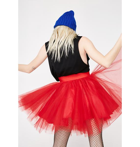 Kiki Riki Lit Champagne Mami Tutu Skirt