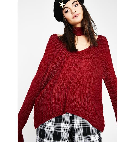 Love Sikk Knit Sweater