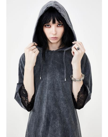 Sabbath Hoodie Dress
