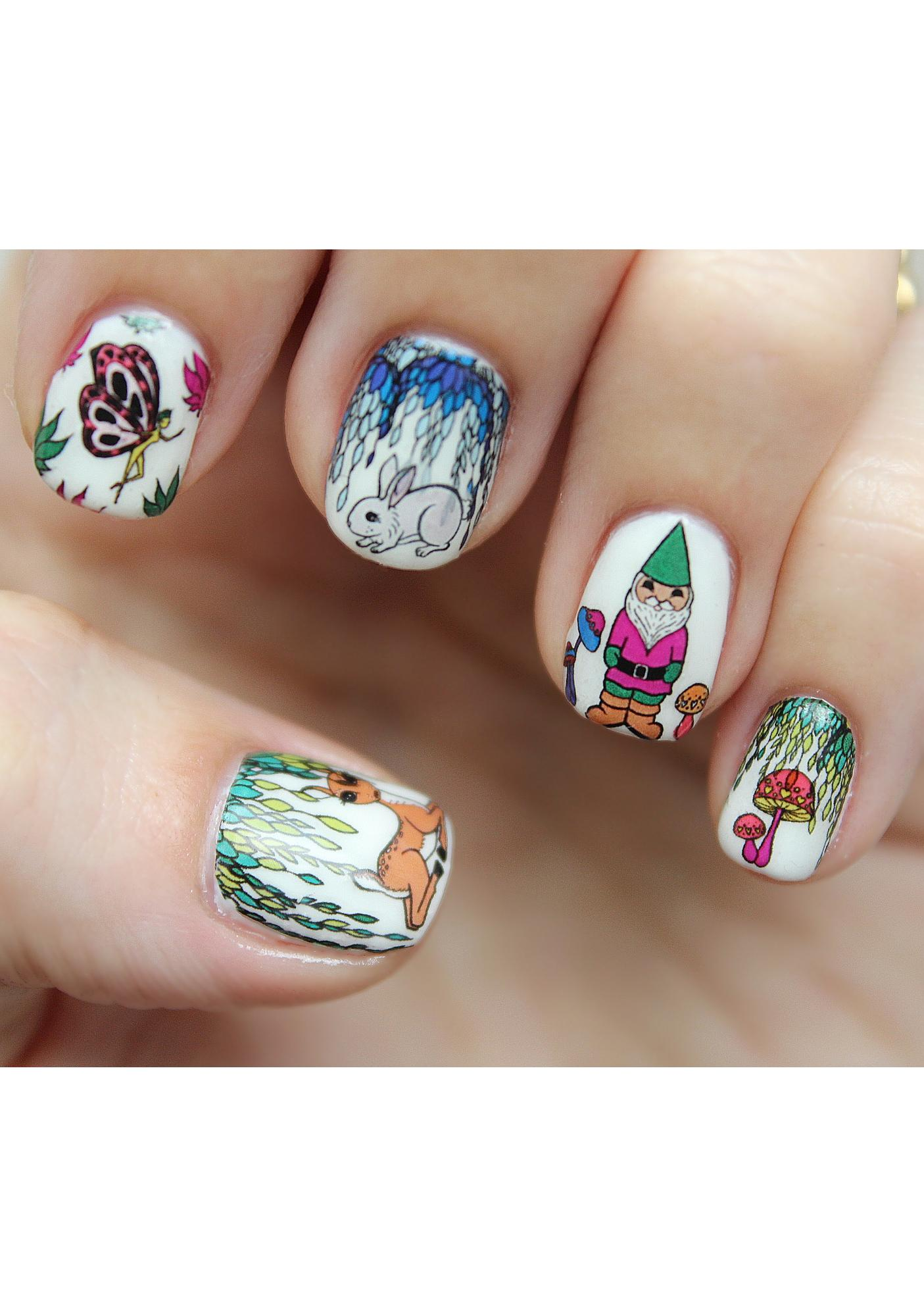 Nail Pop x Dolls Kill Enchanted Forest Nail Decals