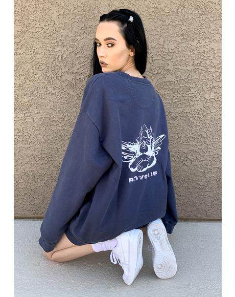 Rise Up Crewneck Sweatshirt