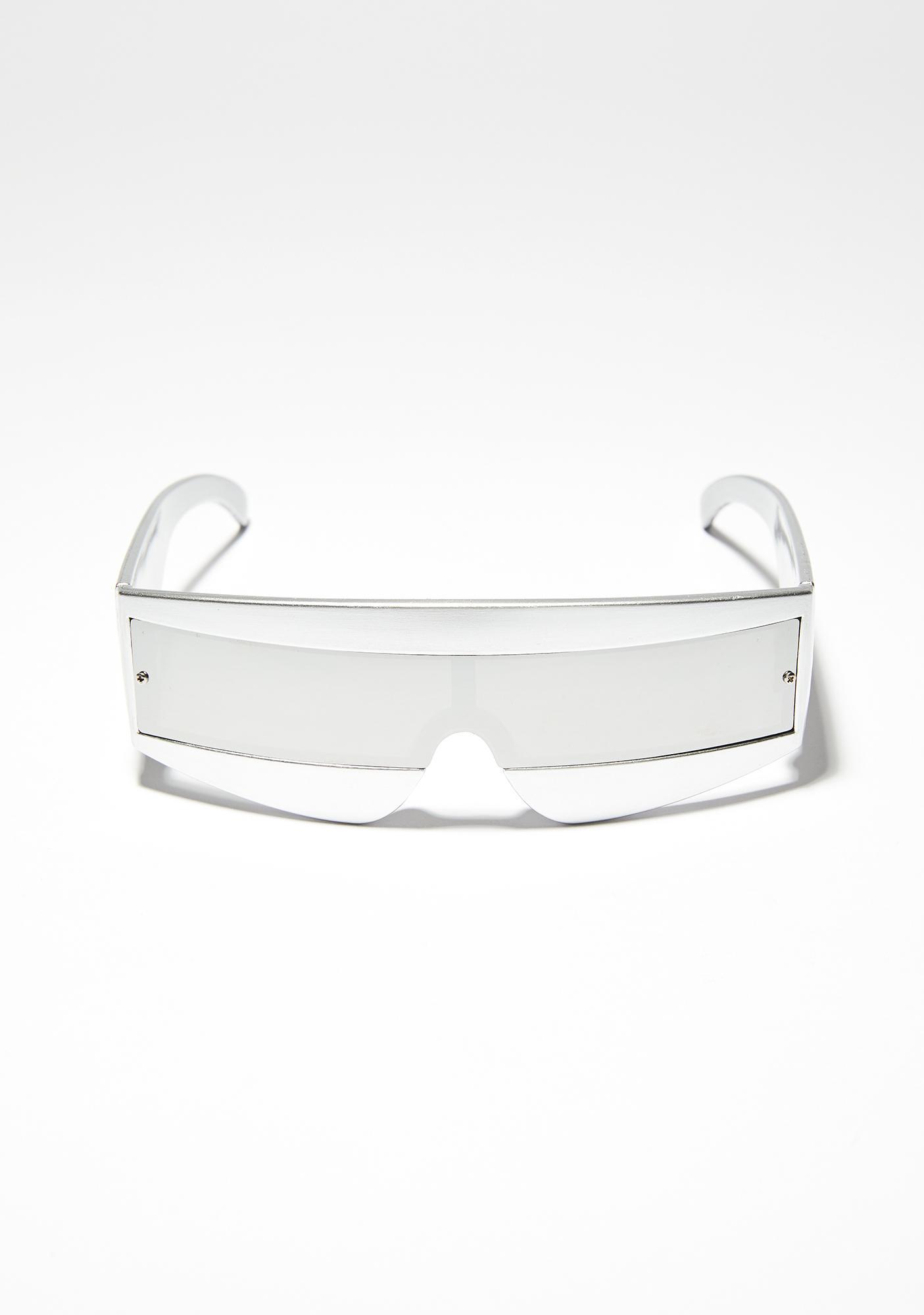 Robo Babe Shield Sunglasses