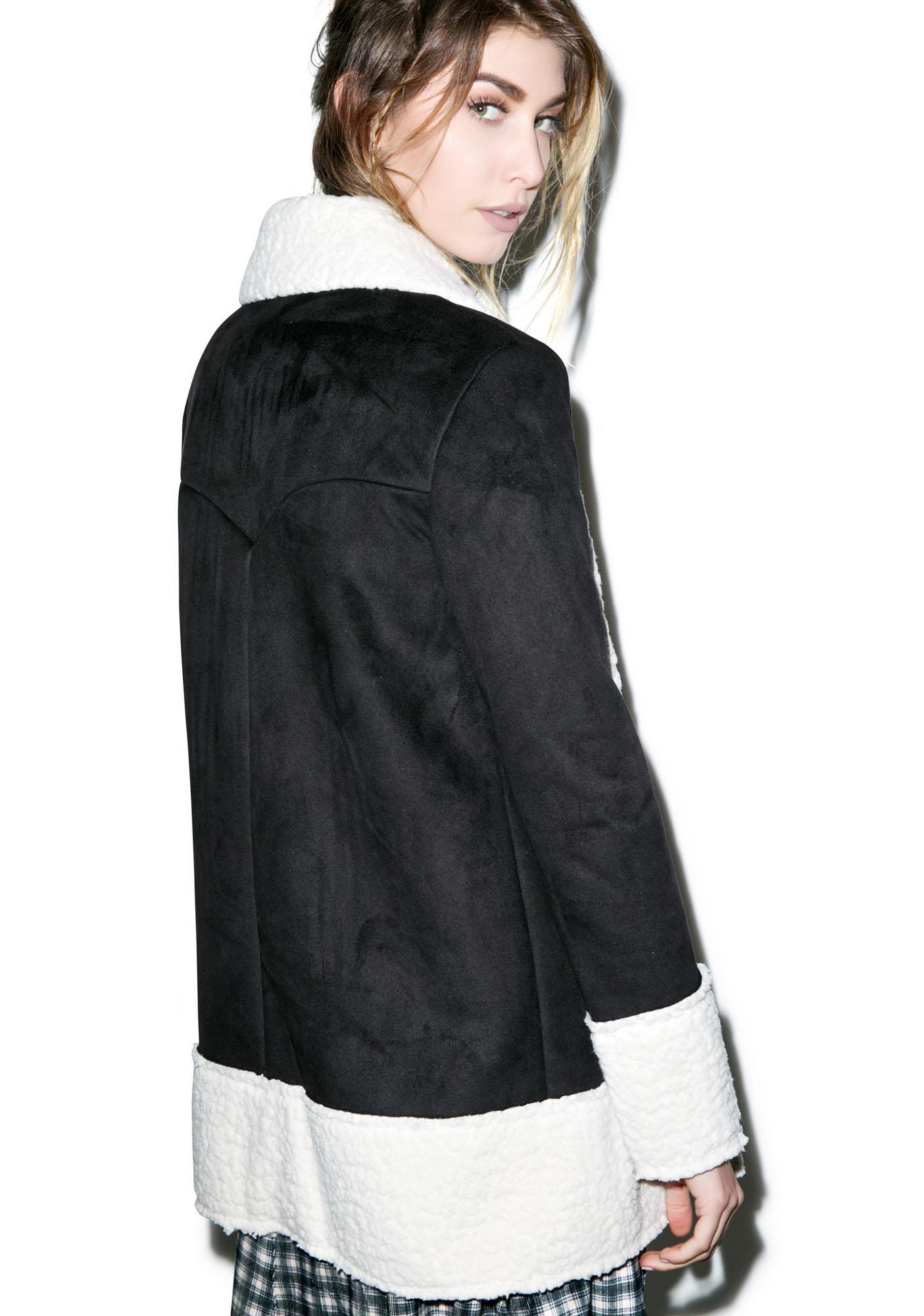 Somedays Lovin Laneway Sherpa Coat