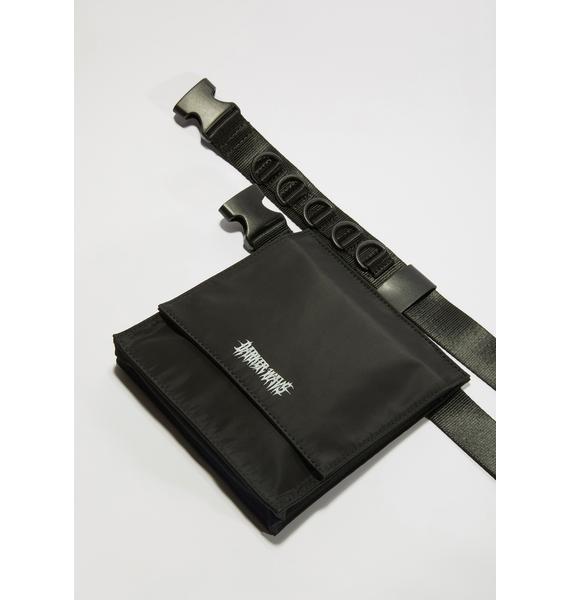 DARKER WAVS Synth Tactical Pocket Waist Harness