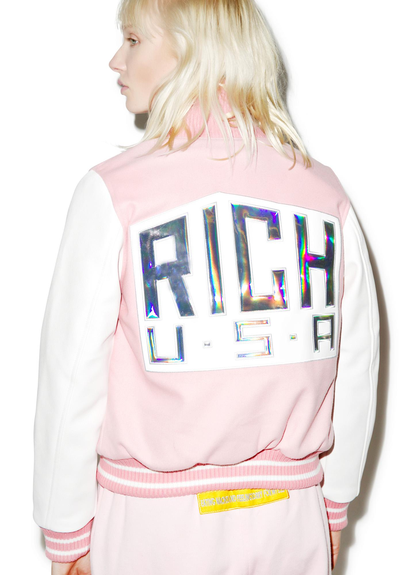 Joyrich Rich USA Jacket