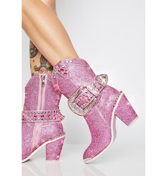 Club Exx Sheriff Shine Cowboy Boots