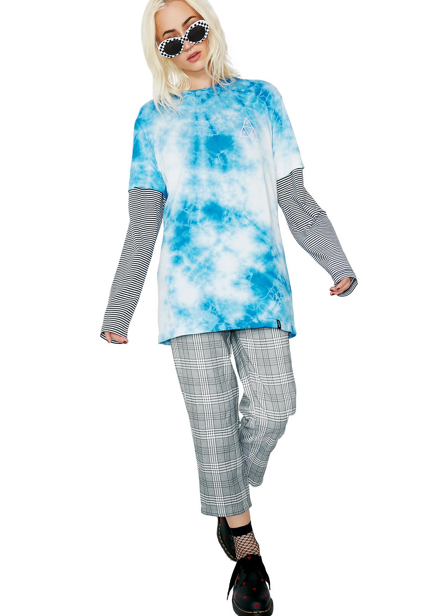 HUF Towelie Tie Dye Tee