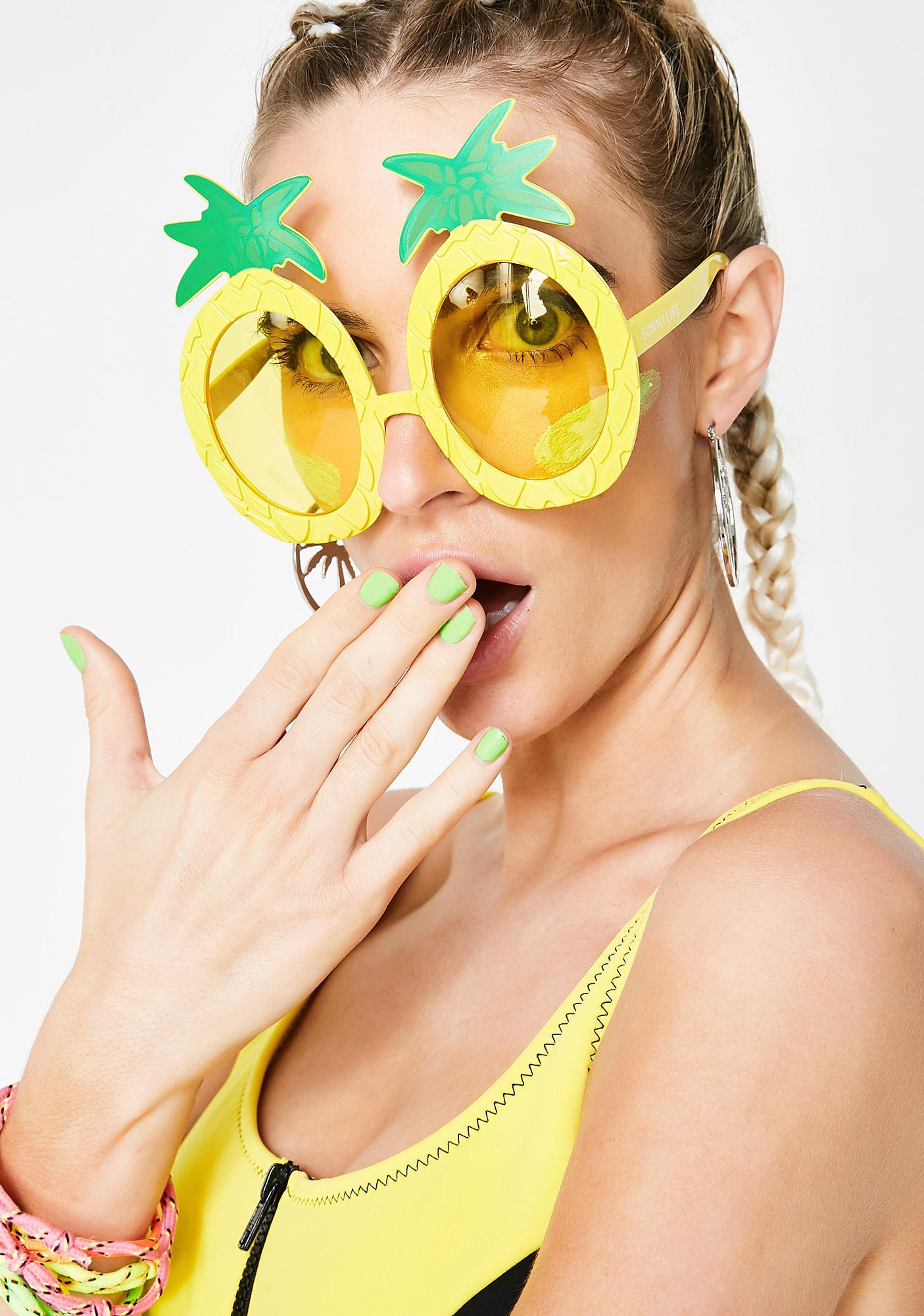 Taste The Tropics Sunglasses