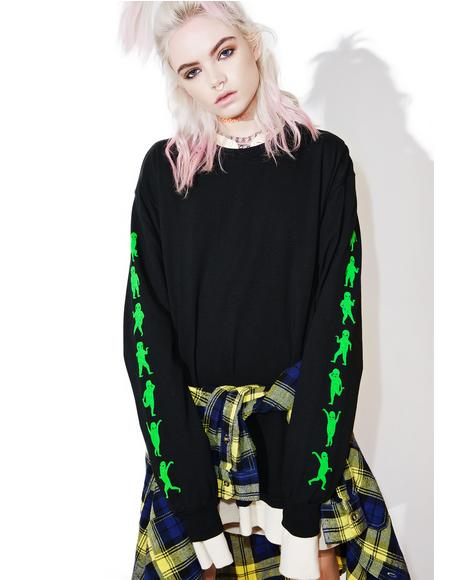 Dance Alien Long Sleeve
