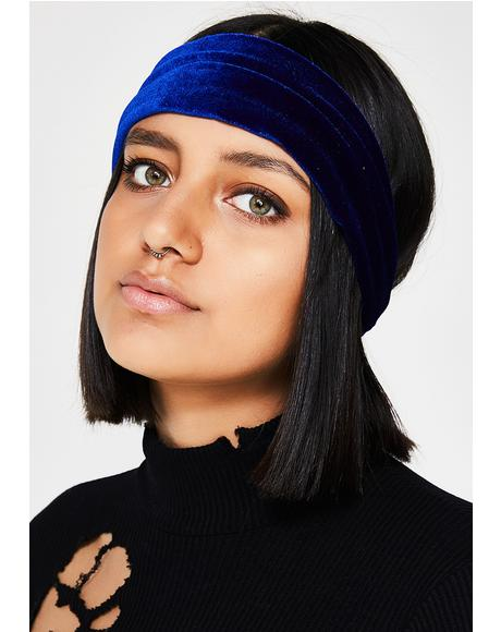 Darling Velvet Headband