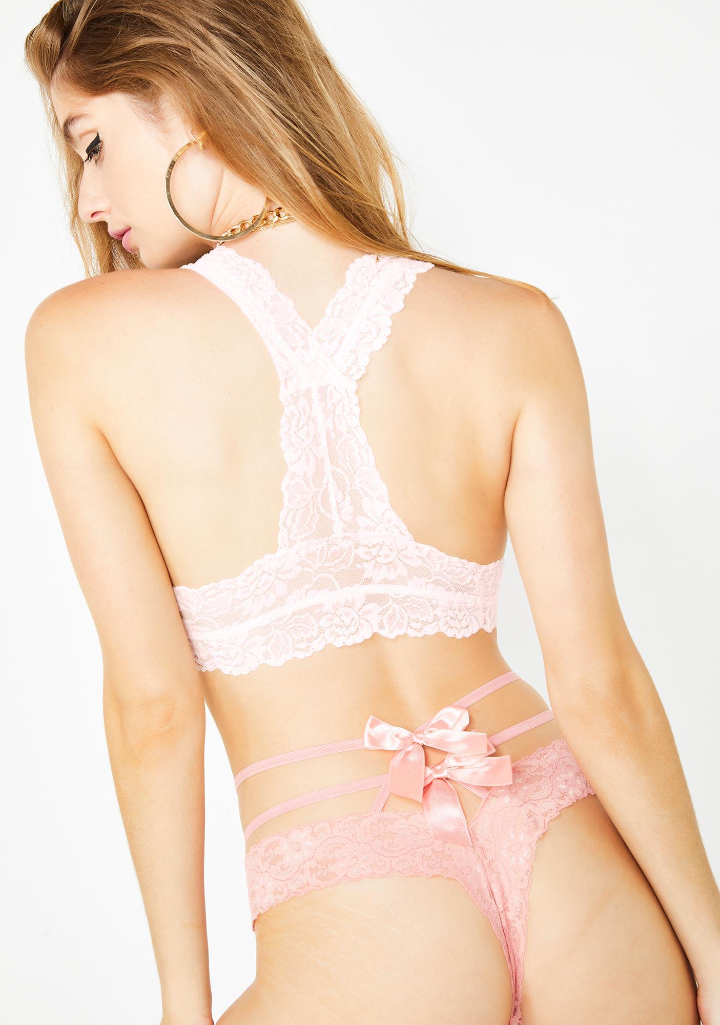 Prim Princess Strappy Panties