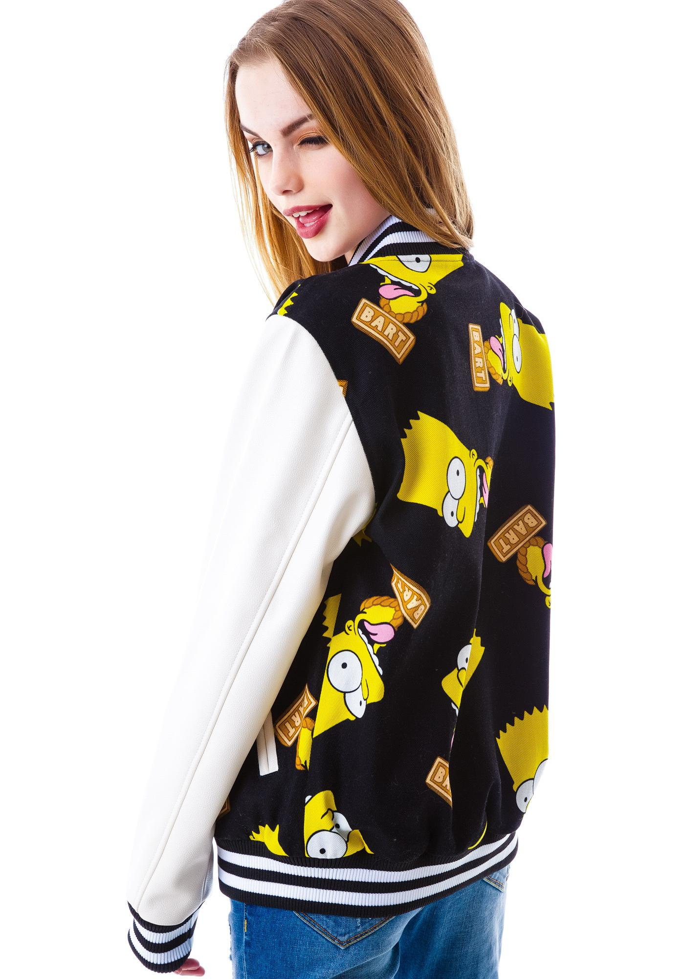 Joyrich Bart Face Jacket
