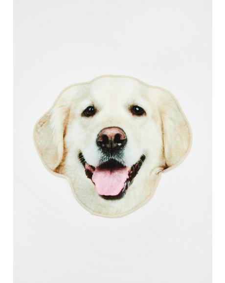 Dog Days Face Towel