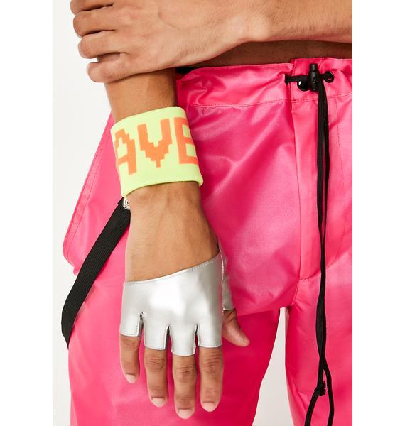 Cyberdog Rave Wrist Band