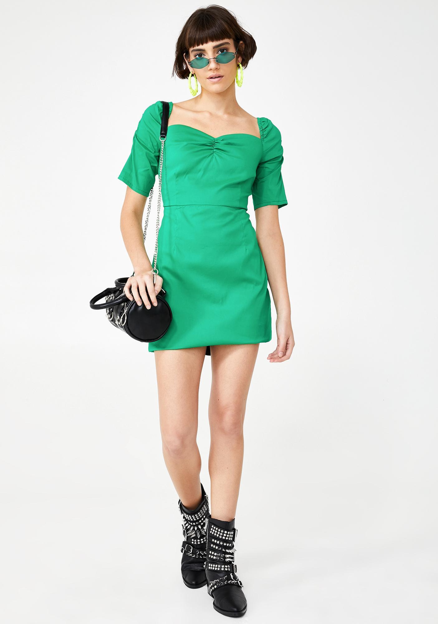 Glamorous Blissful Envy Mini Dress