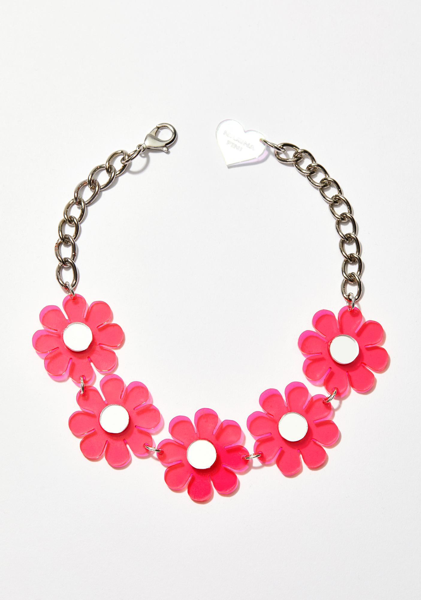Marina Fini Sweet Flower Power Choker