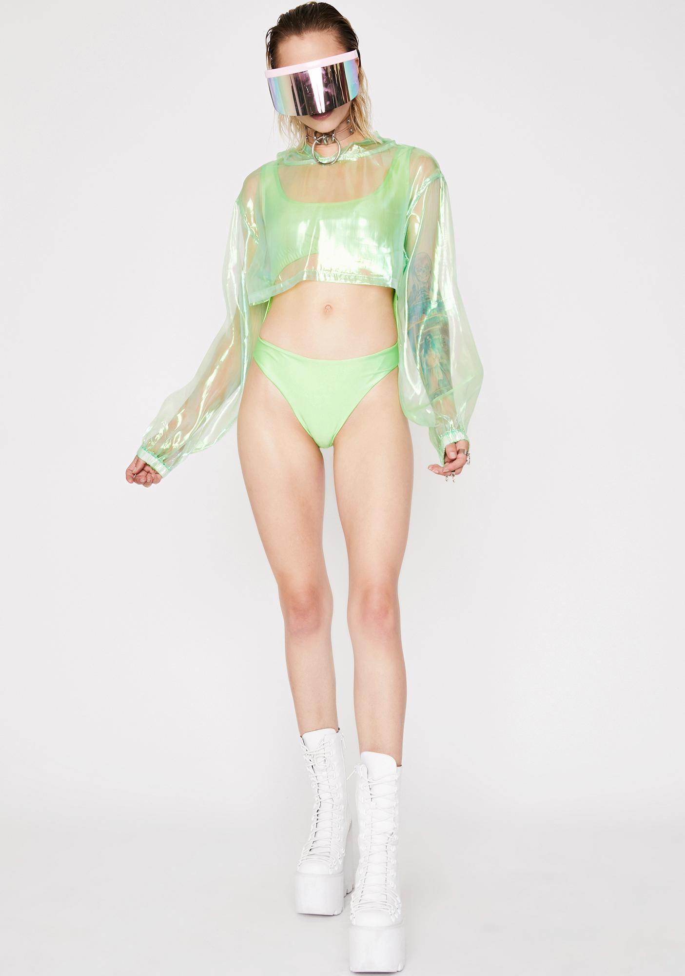 Galactic Vixen Bodysuit Set
