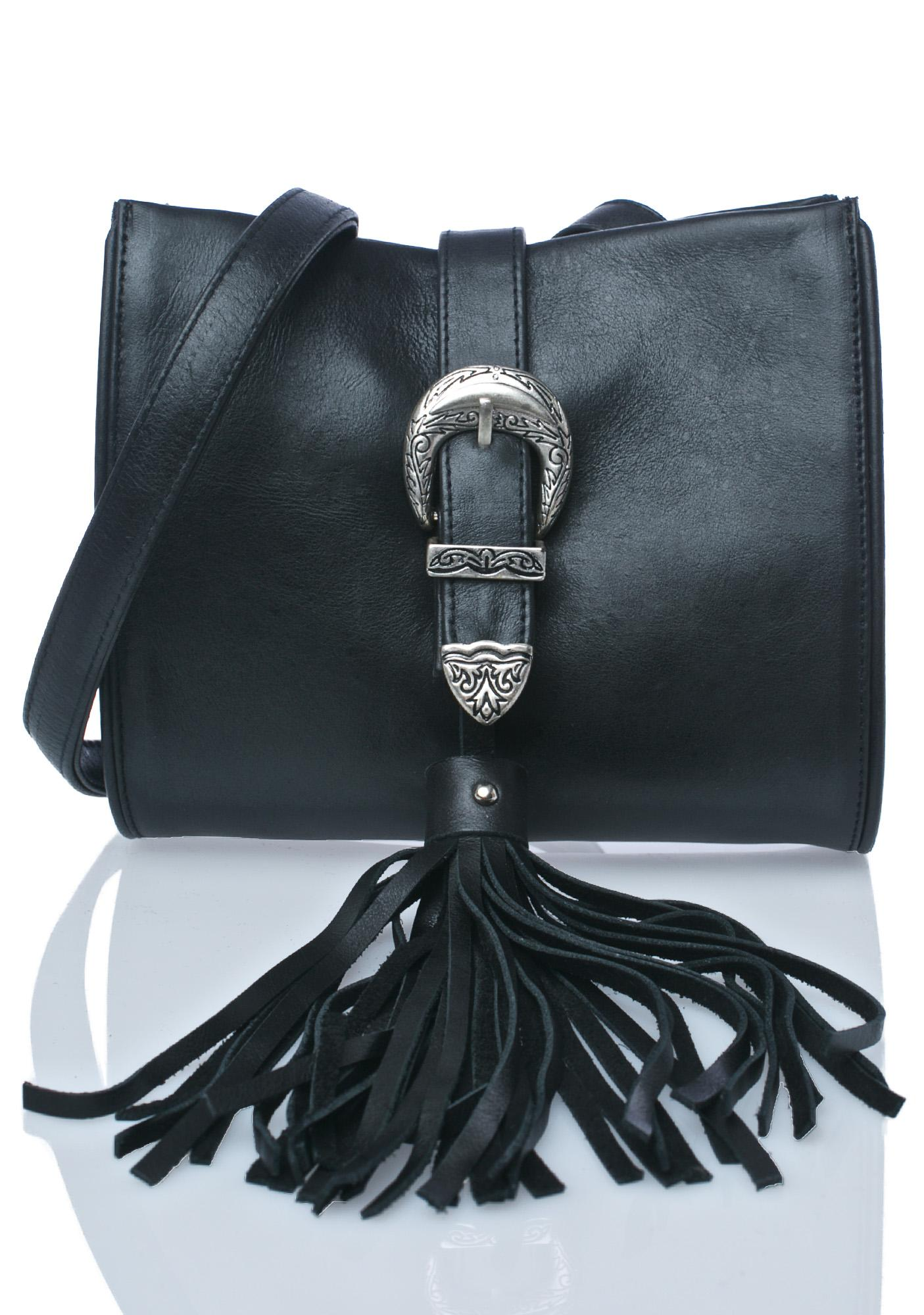 Vanessa Mooney X Sancia Buckle Bag