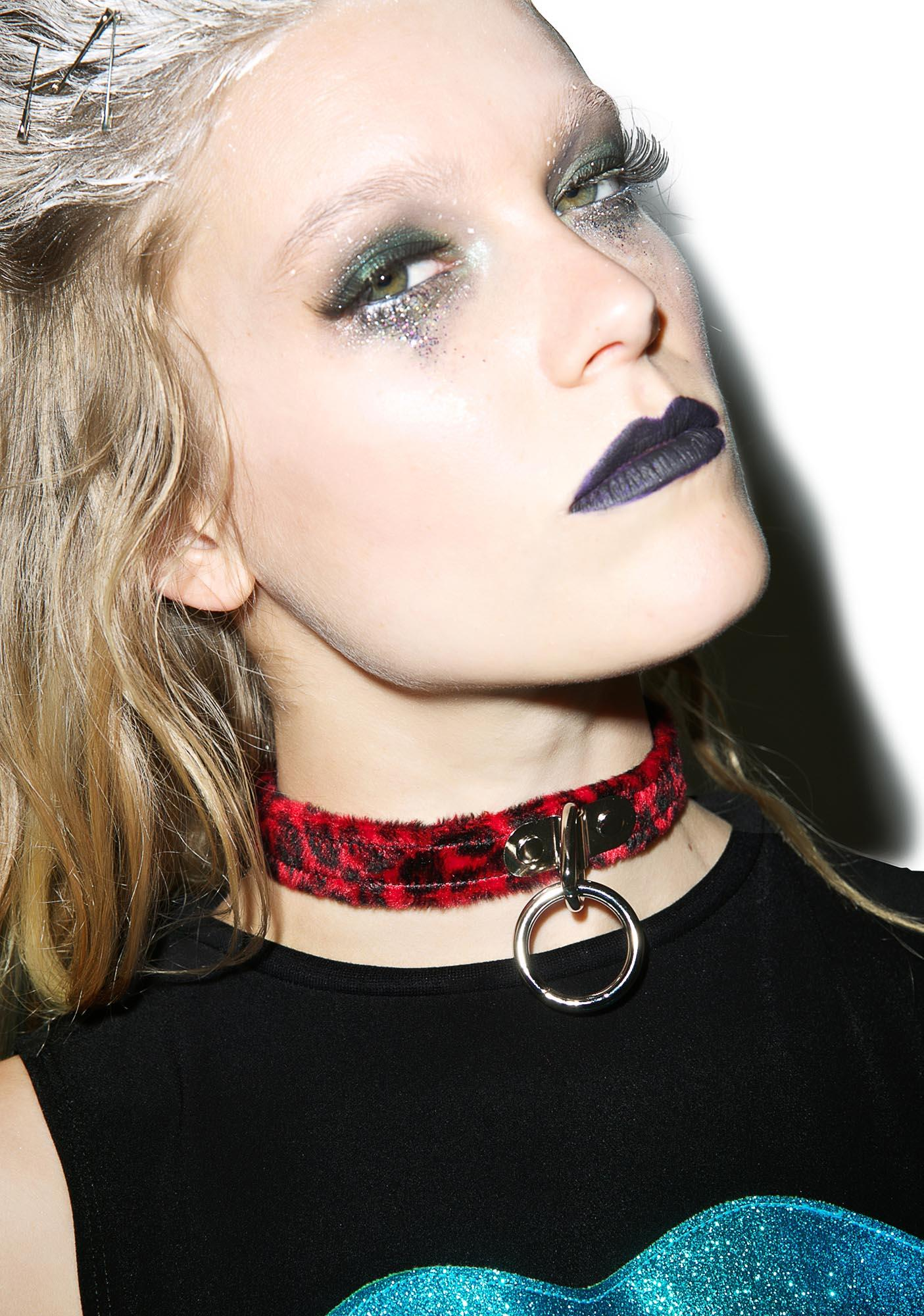 Time Bomb O-Ring Choker