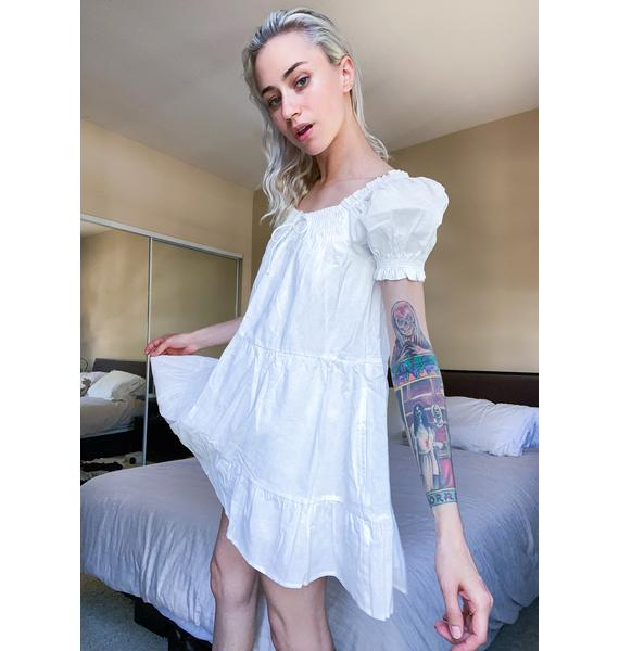 Prairie Paradise Mini Dress