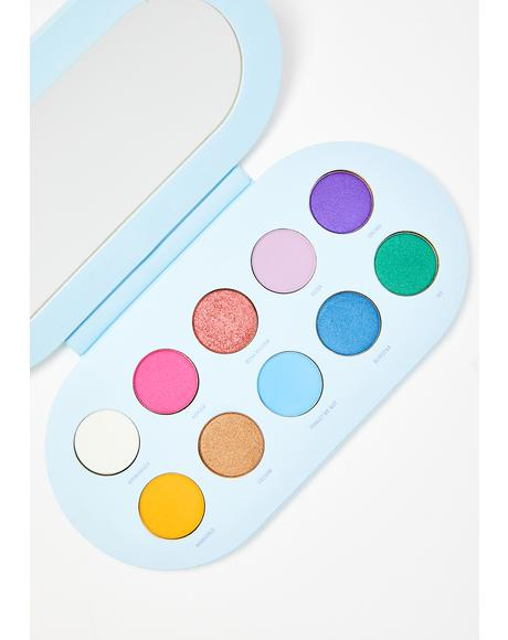 Electric Garden Eyeshadow Palette