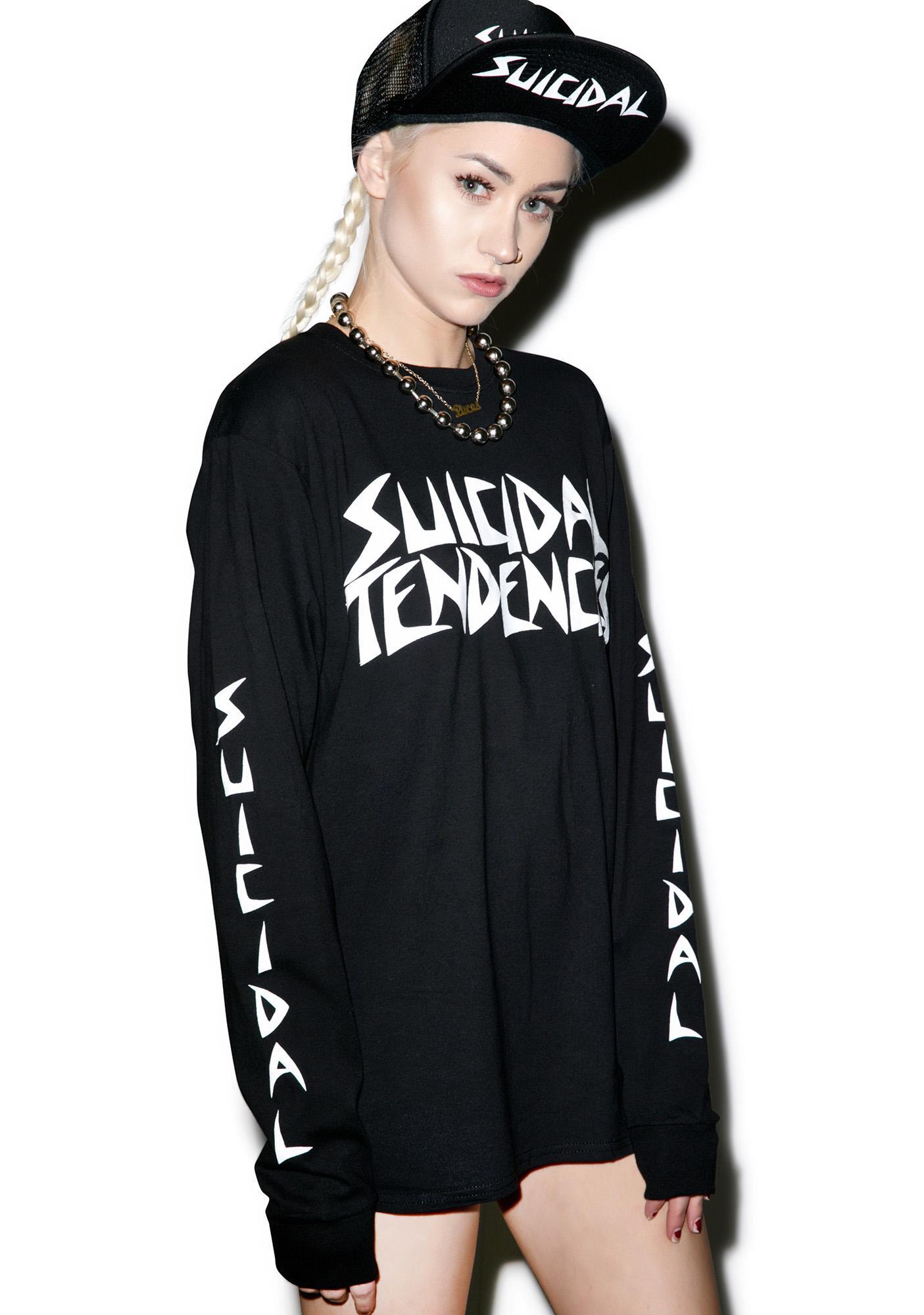 Suicidal Tendencies Suicidal Tendencies Long Sleeve Tee