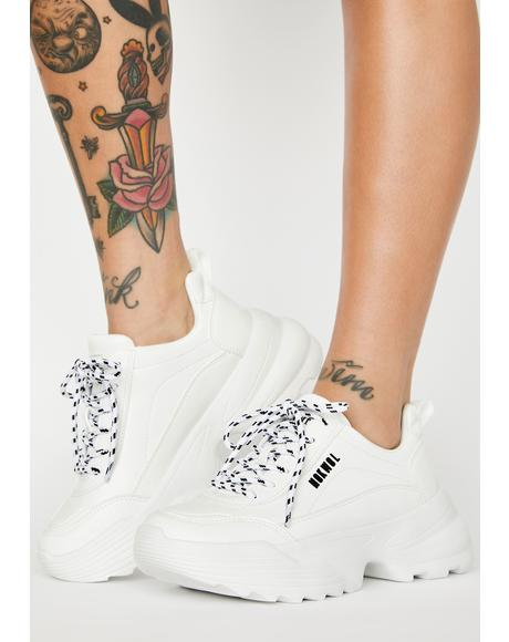 Poppy Chunky Sneakers