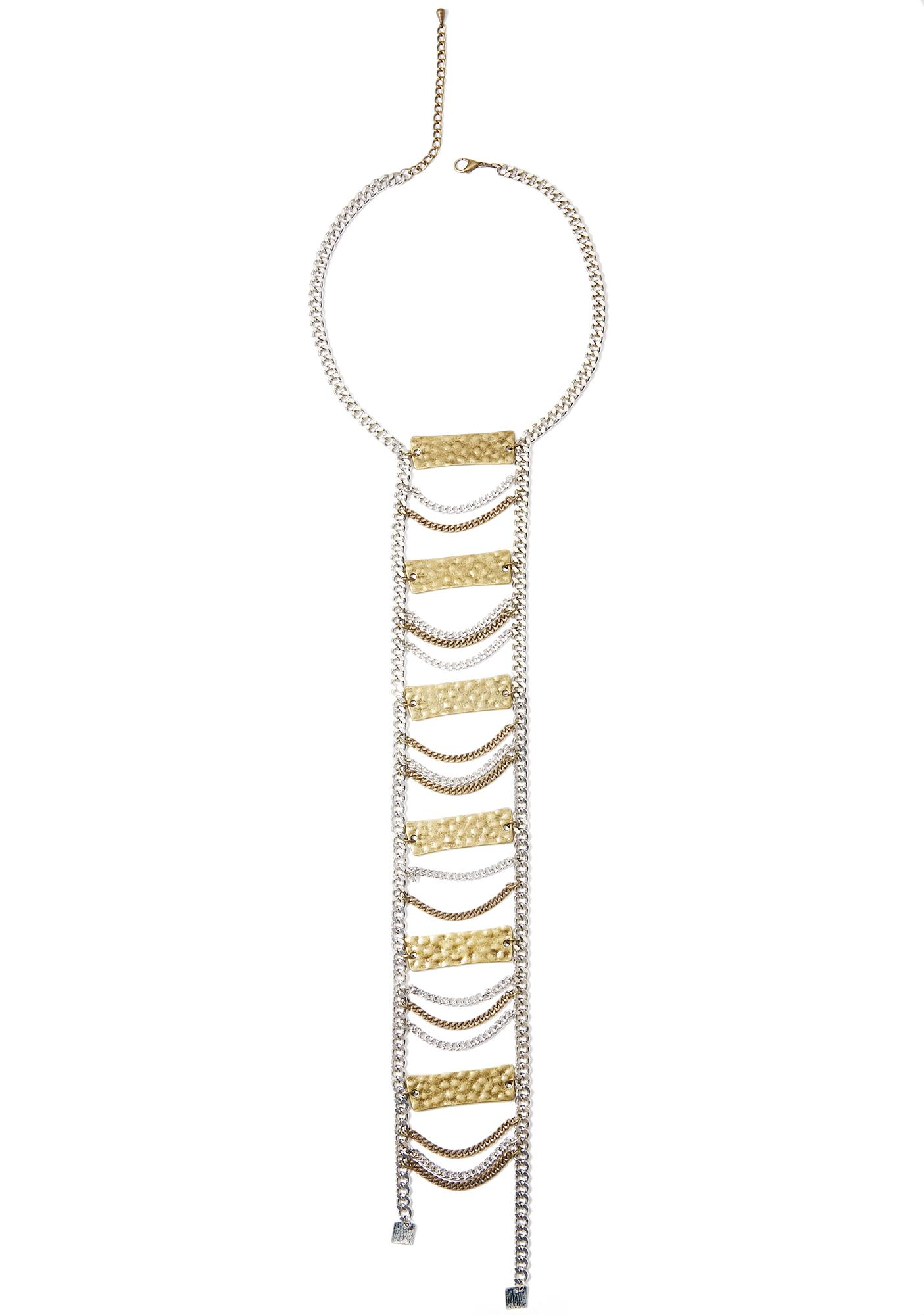 Lea Christine Highway To Heaven Necklace