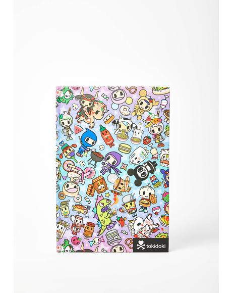 Cravings Hard Cover Notebook