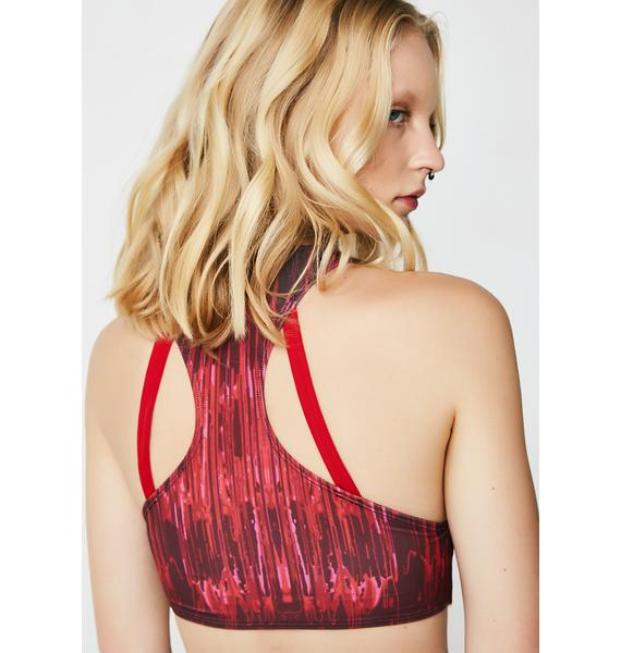 Five and Diamond Bloody Beauty Top
