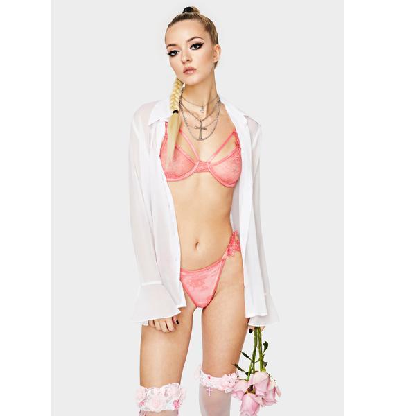 Oh la la Cheri Mallory Bra & Panty Set