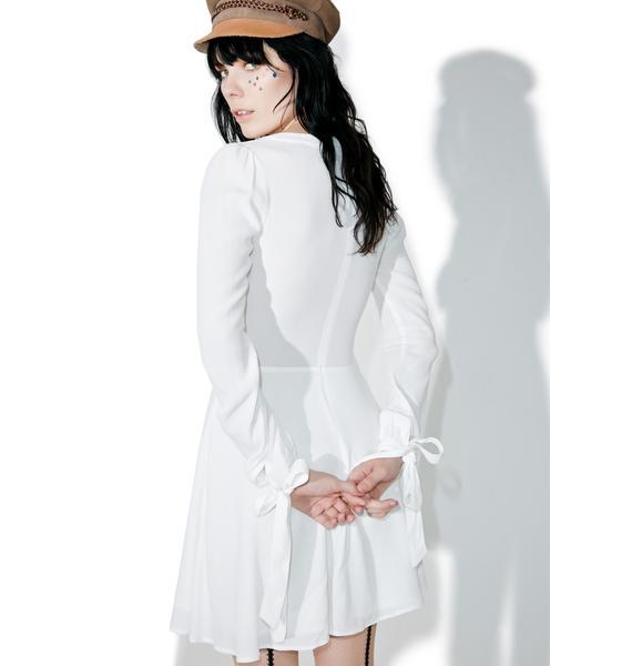 For Love & Lemons Ellery Mini Dress