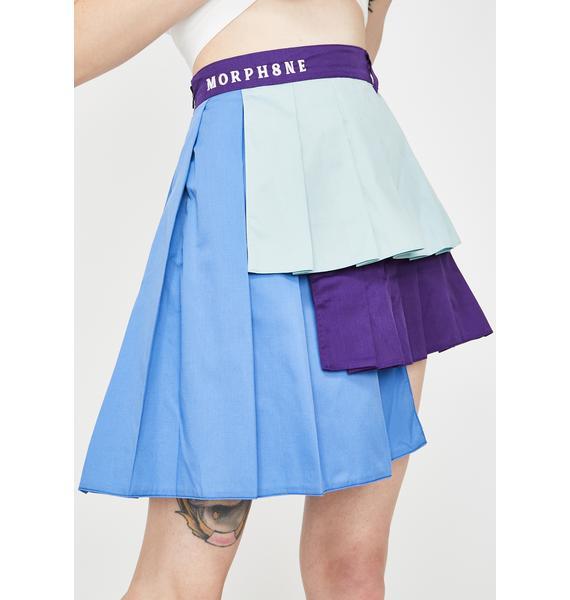 Morph8ne Playground Pleated Skirt