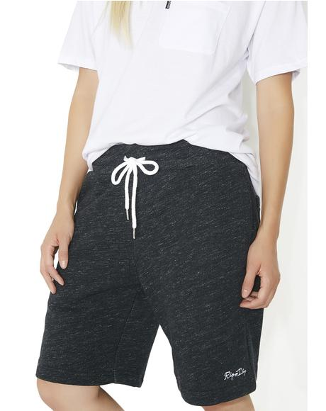 Peek-a-Nermal Sweat Shorts