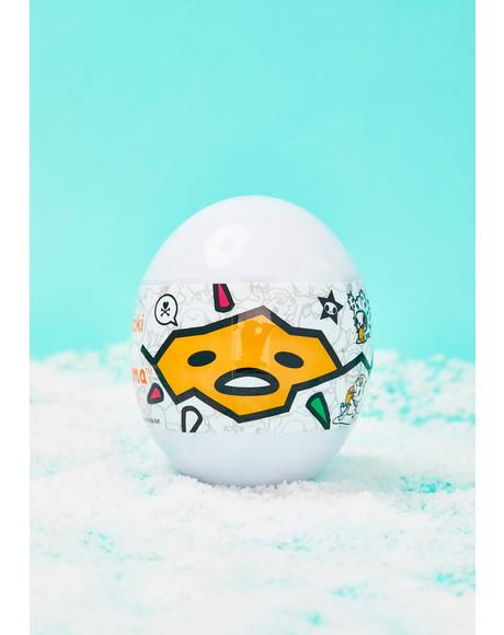 X Gudetama Series 1 Blind Box