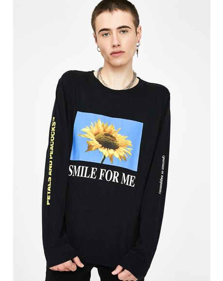 Smile For Me Graphic Tee