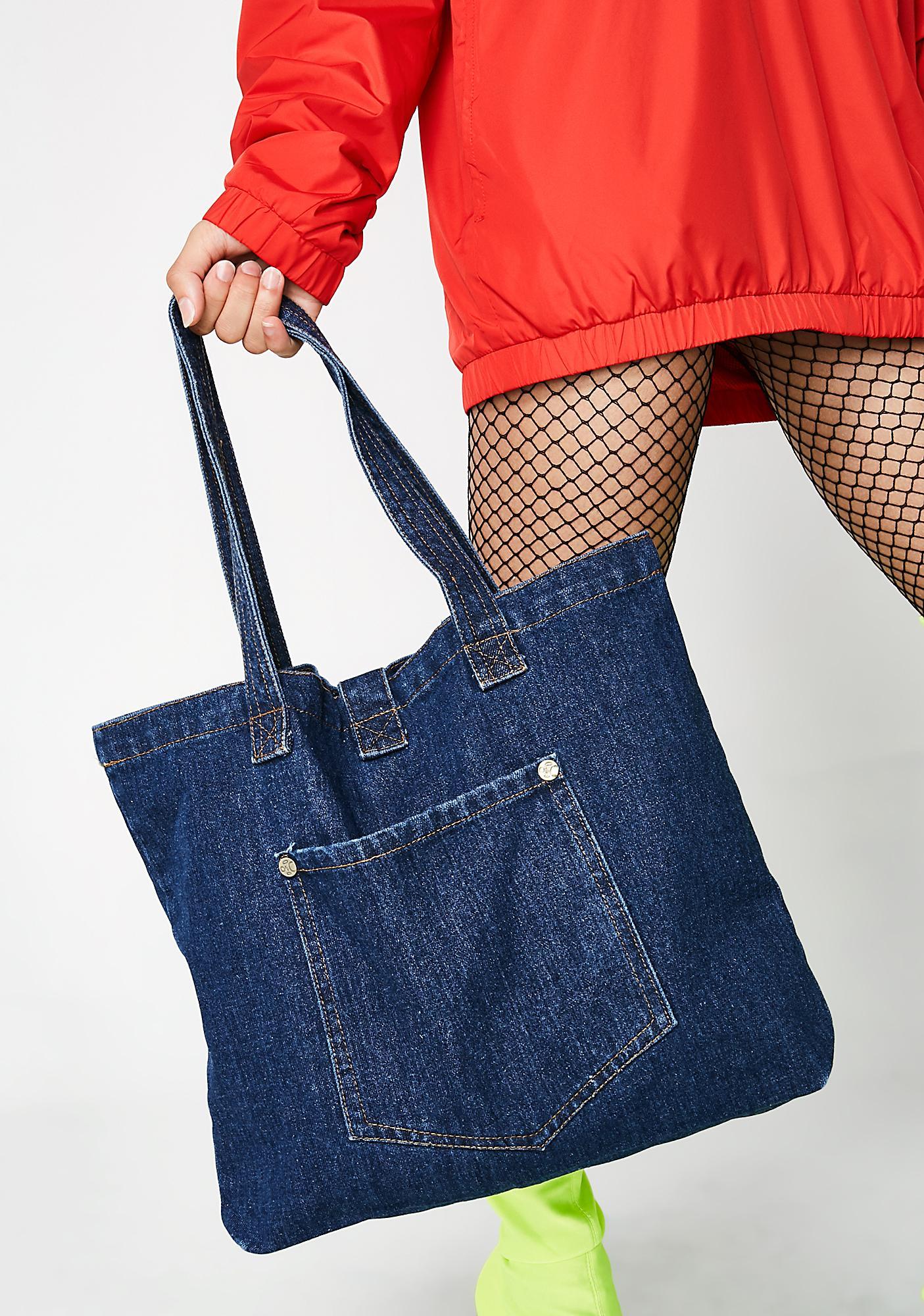 Singin' The Blues Tote Bag