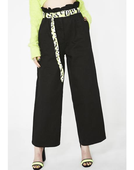 Pop Colour Trousers